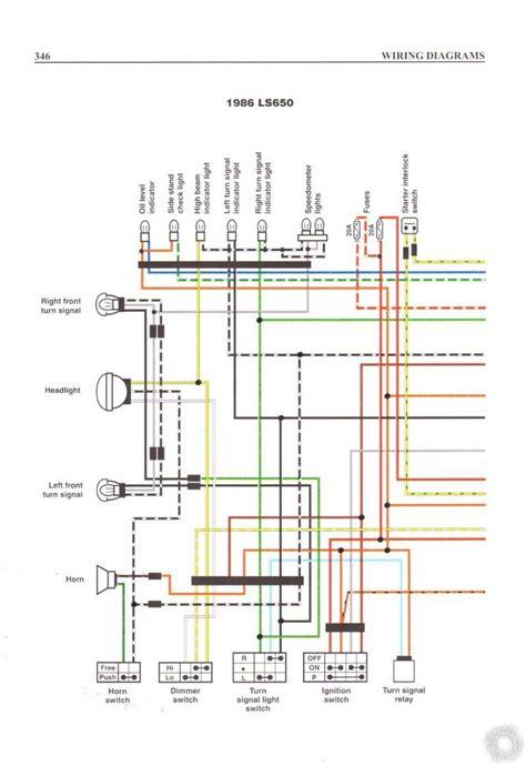suzuki savage 650 wireing diagram suzuki bobber edmiracle co