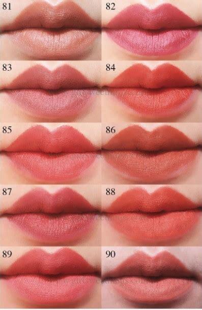 Harga Lipstik Matte Merk Purbasari pilihan warna lipstik purbasari matte bengkel sabda