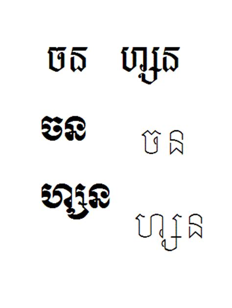 tattoo fonts khmer khmer script quotes gallery