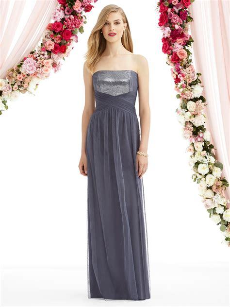 Bridesmaid Dress Fabric - dress after six bridesmaids 2016 6743 fabric