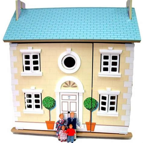 bay tree dolls house le toy van wooden bay tree dolls house doll review compare prices buy online
