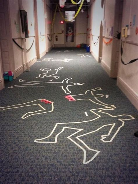 Workplace Halloween Decorating Ideas