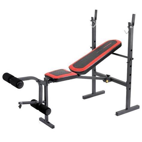 banc musculation weider banc de musculation pas cher occasion muscu maison