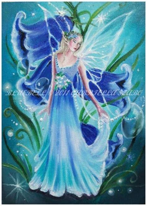 fairy magyk ecards gabrielle szabo bluebell fairy