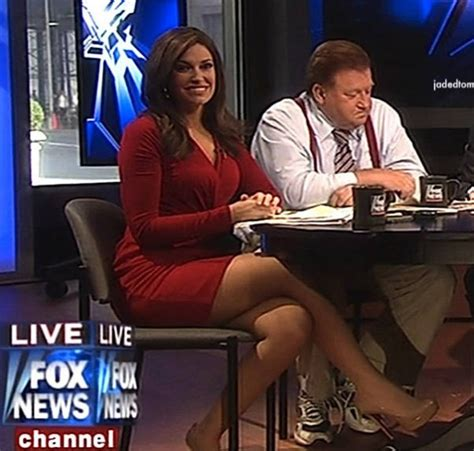 News Five Who My by Guilfoyle Legs On The Five On Fox