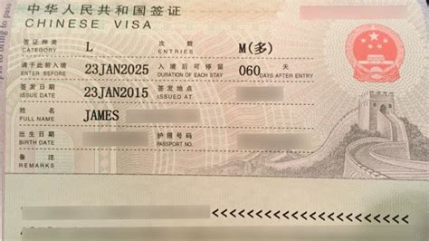 how to get a 10 year chinese tourist visa travel codex