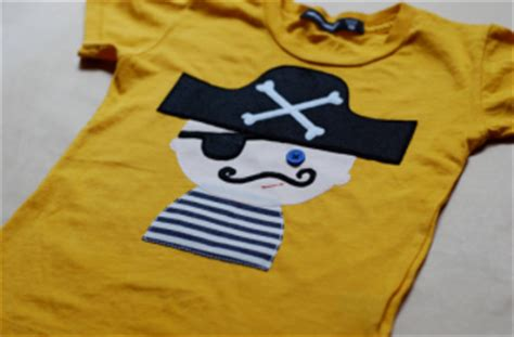 pattern for pirates favorite tee ahoy plunder this treasure of adorable shirts for your