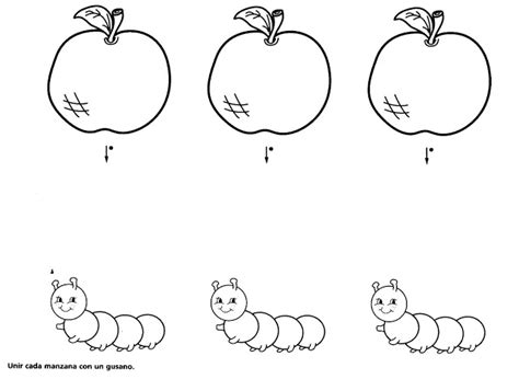 imagenes educativas libres fichas de grafomotricidad diferentes niveles 17