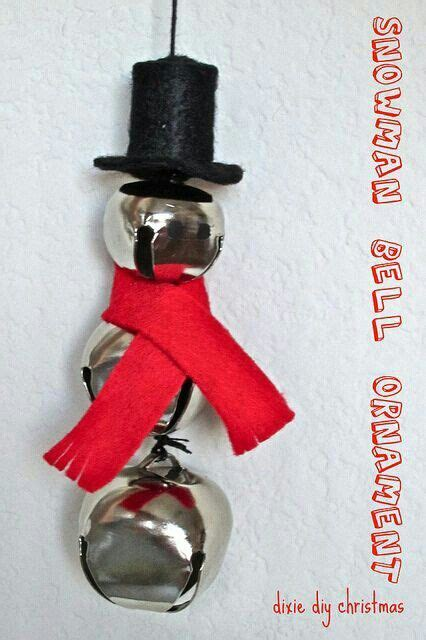 making christmas bell ornaments 1000 images about ornaments jingle bells on