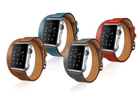 Apple Watchband Hermess Singel Tour Premium Genuine Leather herm 232 s adds flair to apple luxury goods jewellery watches