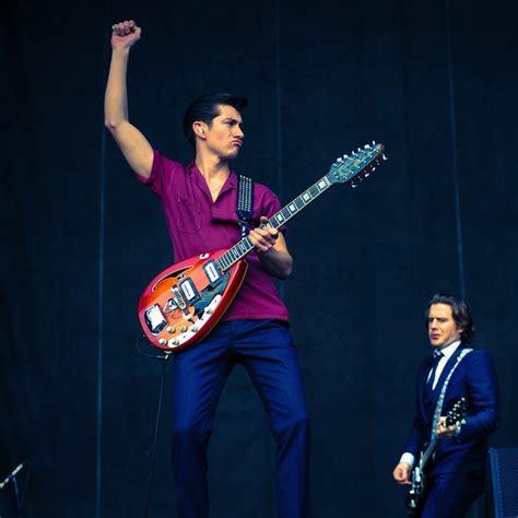Hm High Line Festival With David Bowie by David Bowie Daft Arctic Monkeys Help Vinyl Sales