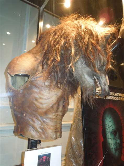 dog soldiers 2002 werewolves rock hollywood movie costumes and props werewolf prosthetics