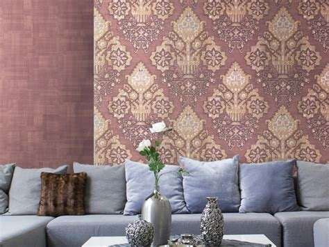 wallpaper living room pinterest wallpaper a trend in interior design for 2016 hum ideas