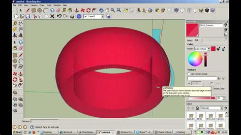 google sketchup pro tutorial youtube how to make a bottle google sketchup pro 8 tutorial youtube
