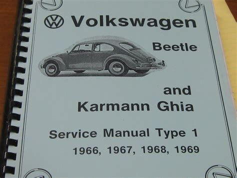 what is the best auto repair manual 1967 ford country user handbook then and now automotive 1966 1969 volkswagen beetle and karmann ghia service manual type 1