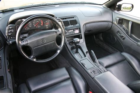 nissan 300zx twin turbo interior 1994 nissan 300zx twin turbo collectors show car