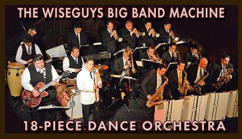 swing machine big band the cicada club the wiseguys big band machine