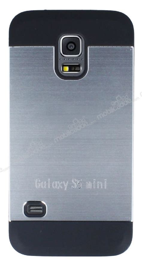 Samsung Galaxy S5 Slimarmor And Motomo motomo samsung galaxy s5 mini silver silikon kılıf