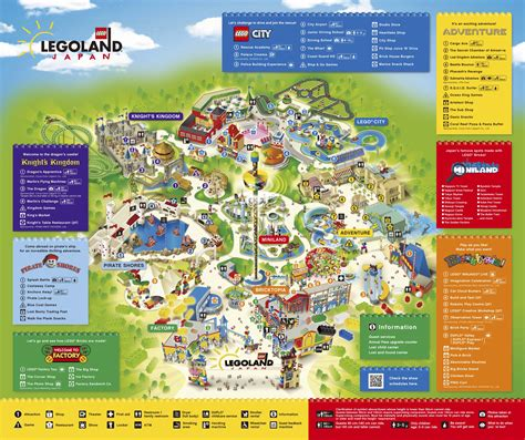 printable map legoland windsor legoland map related keywords legoland map long tail