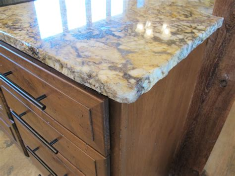 Marble Countertop Edges by Granite Countertops With Edges Images
