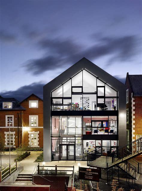birkenhead high school academy building  architect