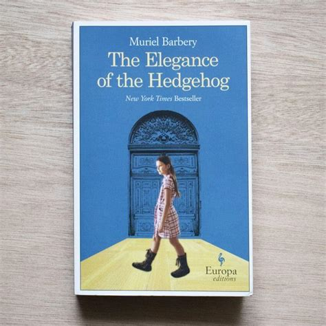 Review The Elegance Of The Hedgehog Muriel Barbery