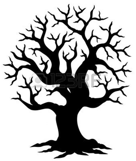 Clip Tree Outline by Clip Tree Outline Clipart Panda Free Clipart Images