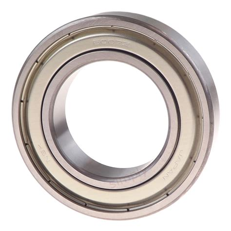 Bearing Nsk 6007 Zz nsk 6007zz metal shielded groove bearing
