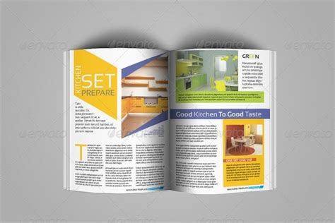 pages magazine template creative indesign magazine template 50 pages by jazh
