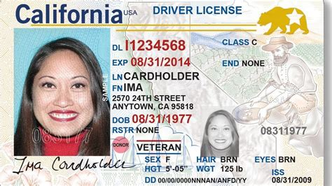 California Id Card Template by California Residents Can Soon Get A Real Id Kbak