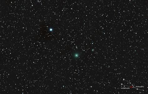 comet 41p comet 41p and messiers sky telescope