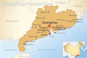 Canton China Map by Guangzhou Map Map Of Guangzhou Guangzhou City Map