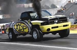 xdp dodge cummins drag truck