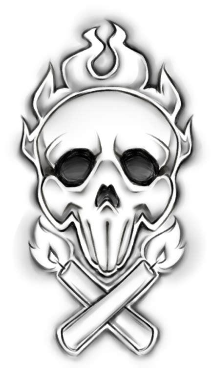 tattoo skull png transparent tattoos tumblr