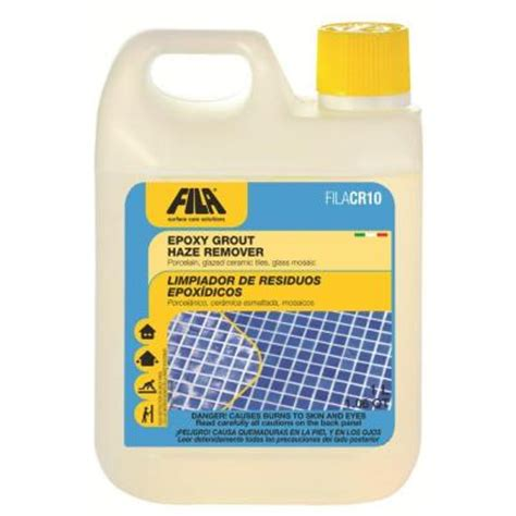 fila cr10 33 9 oz epoxy grout remover 53001012ame