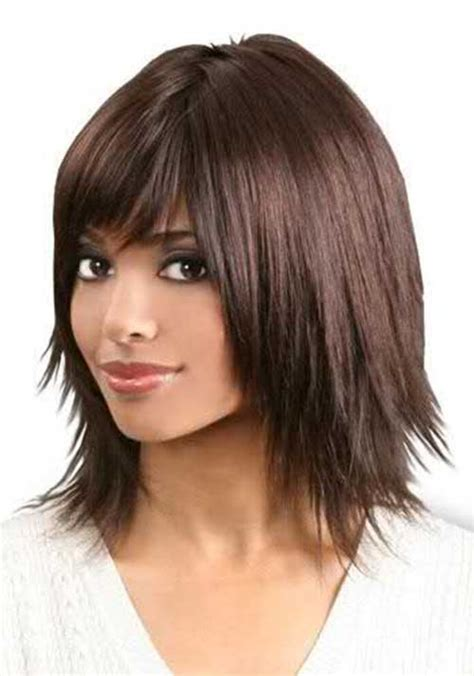 weavr for razor cut with bangs razor cut medium length hair weave new style for 2016 2017