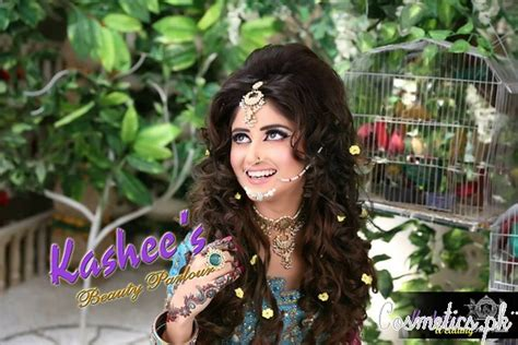 kashees beauty parlour services and makeup charges latest bridal makeup by kashee s beauty parlour 2015