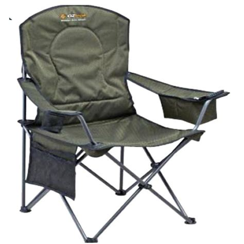 folding chairs bunnings oztrail cool boy folding c chair bunnings warehouse
