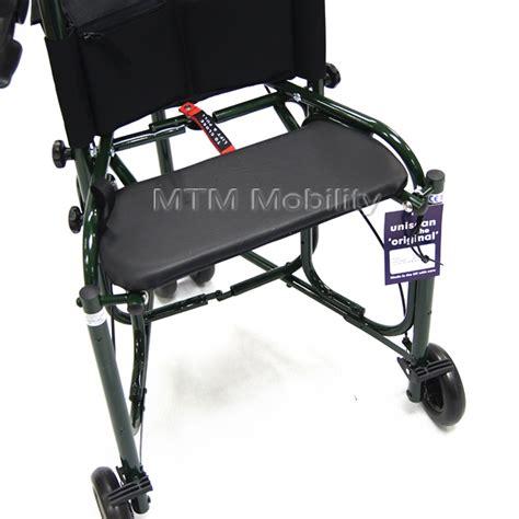 tri wheel walker with seat triumph tri walker swindon a lightweight tri walker