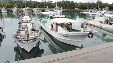 japanese fishing boat plans trip to japan 2011 fishing port and fishing boat youtube