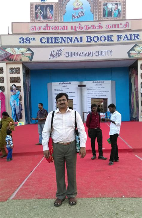 chennai from an americanâ s perspective books chennai book fair 2015 venkatarangan thirumalai