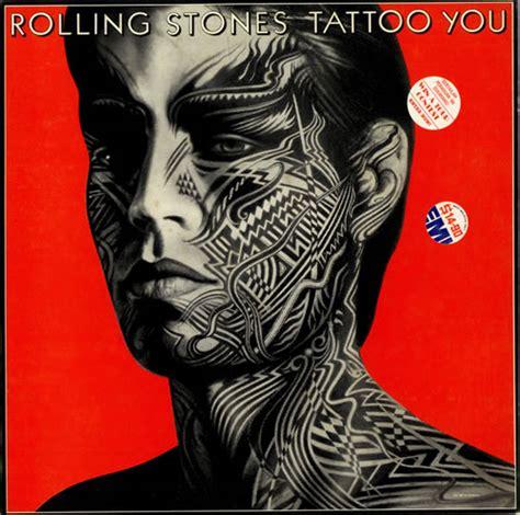 tattoo parlour kl rolling stones tattoo you malaysia vinyl lp album lp