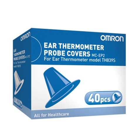 Ear Thermometer Termometer Telinga Digital Th839s Omron omron healthcare indonesia