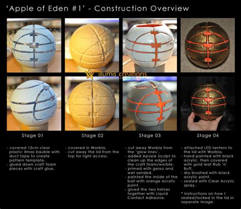 apple of eden apple of eden construction overview by illumis88 on