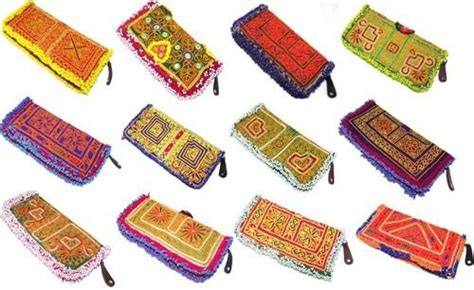 Indian Handmade Crafts - wholesale bag lots handmade clutch purses bags