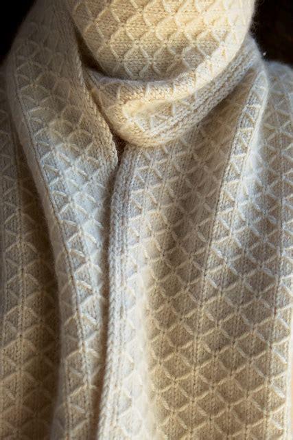 pattern for trellis yarn scarf knitting patterns galore trellis scarf