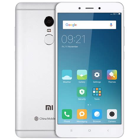 mobile phone 4g xiaomi redmi note 4 3gb 64gb 4g mobile smart phone