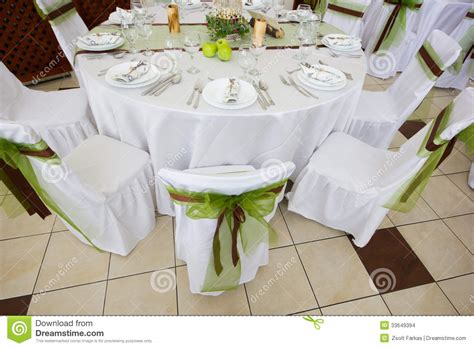 beautiful table settings green and brown interesting wedding table and chair decorations images