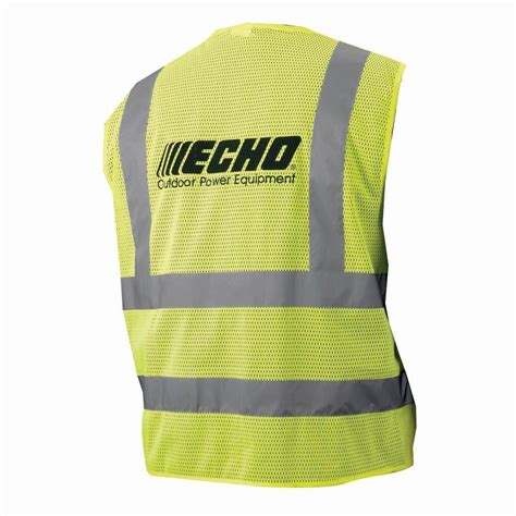 home depot safety yellow paint echo polyester yellow large safety vest