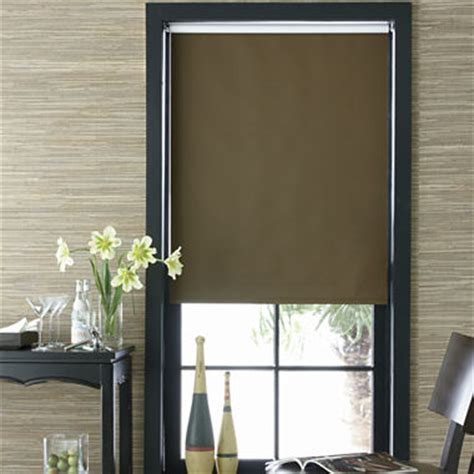 Jcpenney L Shades by Jcp Home Cut To Width Unfringed Thermal Roller Shade